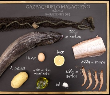 ingredienti gazpachuelo